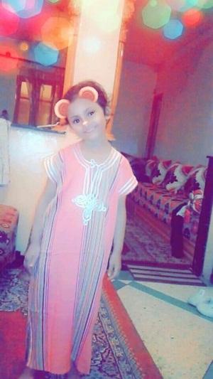صور الطفلة هبة ضحية حريق علال البحراوي