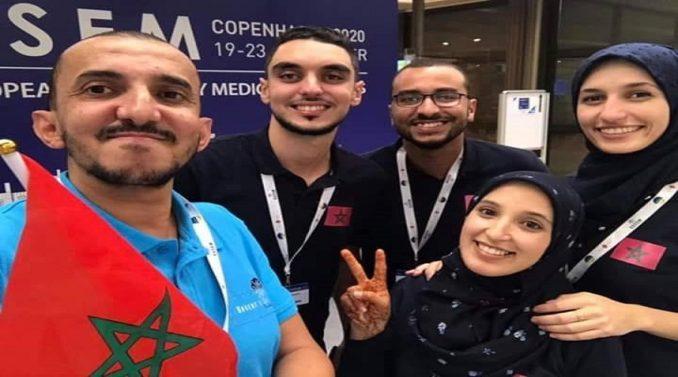 أربعة طلبة من كلية الطب بوجدة يحصدون المرتبة العالمية عالميا للمحاكاة الطبية
