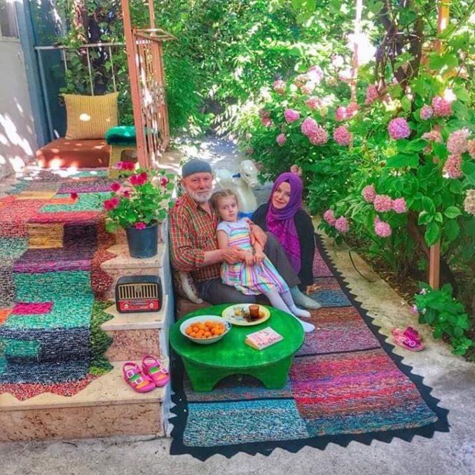 شقة عائلة قروية في تركيا تثير اعجاب رواد مواقع التواصل الاجتماعي