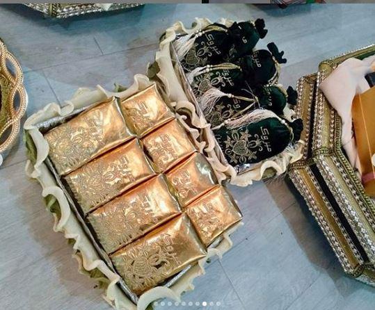 طرق وأفكار جديدة لتقديم الهدايا والذهب في الدفوع المغربي