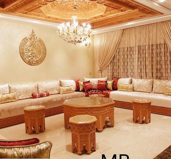 دفعة جديدة من الصالونات المغربية من دار بنشريف