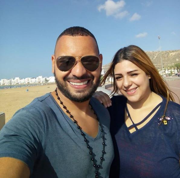 بالصورة.. زوجة محمد ريفي تلهب مواقع التواصل في آخر ظهور لها