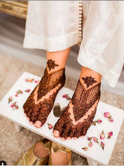 رشمات حناء تقليدية لعاشقات التميز