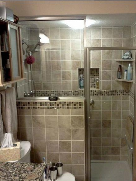حمامات عصرية مرتبة بشكل ذكي