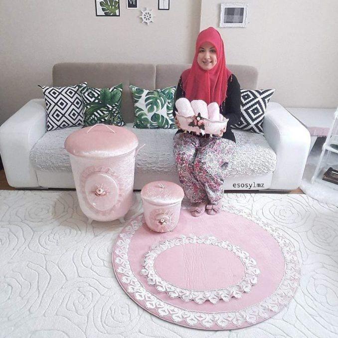 سيدة تركية تثير اعجاب النشطاء بتنظيمها الراقي لمنزلها