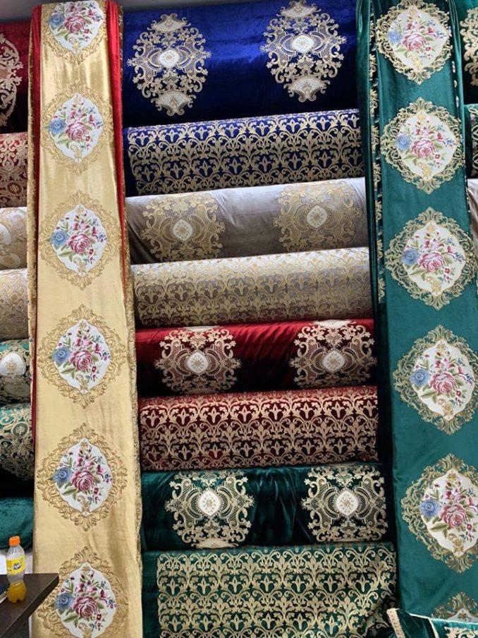 جديد طليمطات الصالون المغربي من بلغازي ديكور