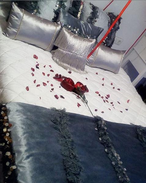 غرف نوم مغربية راقية بلمسات تقليدية