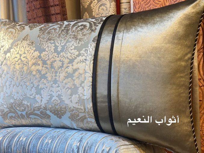 """اخر مستجدات طلامط الصالون من """"اثواب النعيم"""""""