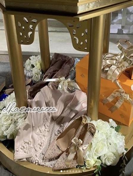 اخر مستجدات هدايا العروس المغربية