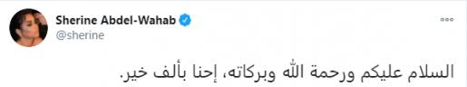 """شرين تنفي شائعة طلاقها من زوجها حسام حبيب بعد احتياله على اموالها""""احنا بالف خير"""""""