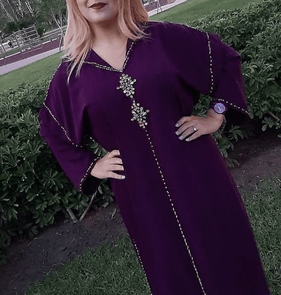 دفعة من الجلابة المغربية المنبتة