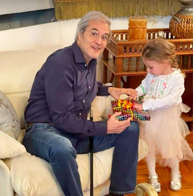 الأمير مولاي هشام يحتفل بعيد ميلادة ال 57