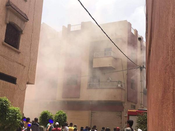 انفجار قنينة غاز صغيرة يحول فرحة العيد إلى هلع وسط أسرة ببني ملال