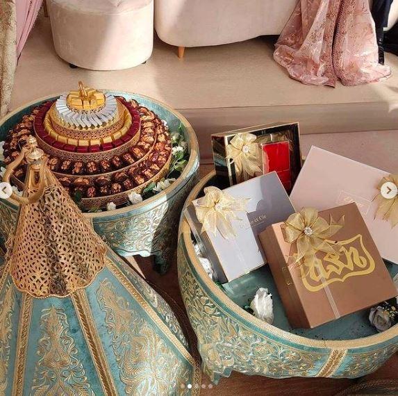 دهاز عروس مغربية عصري وحديث