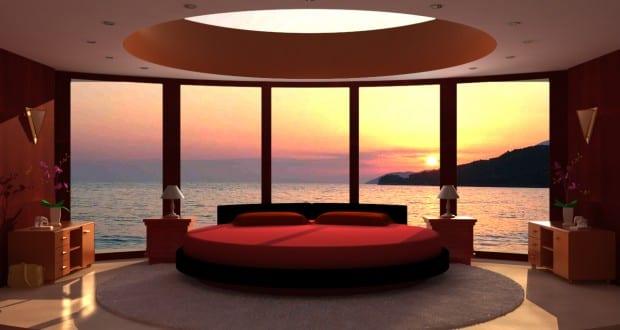 غرفة نوم مثل الفنادق ,تصميمات غاية في الجمال   موقع يا لالة