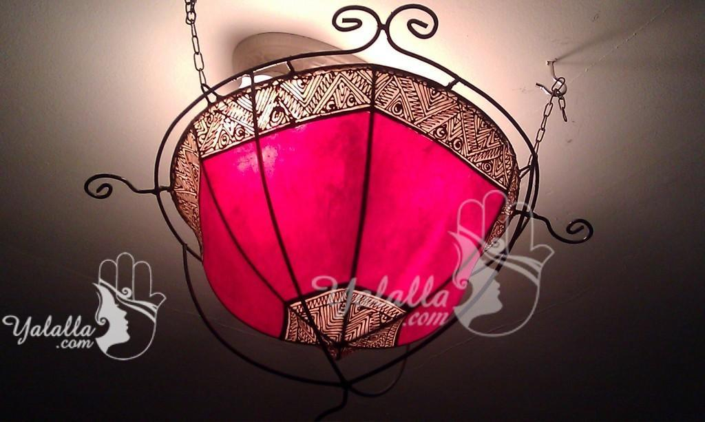 Wonderful-Traditional-Moraccan-Lamp-Laterns-Design-with-Lovely-Red-and-Lovely-Gold-Accents