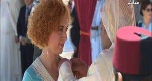 أسماء بوجيبار أول مغربية بالنازا والملك محمد السادس يوشحها بوسام ملكي
