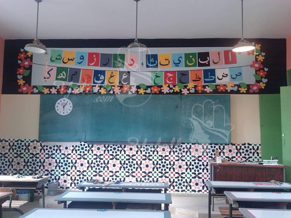 معلم مغربي قدوة قام بمبادرة رائعة