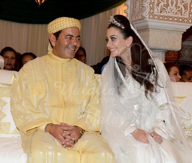 """حصرياً صور الأميرات و التكشيطات المخزنية الروعة في اليوم الثاني من زفاف الأمير """"عالية الجودة"""""""