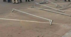 """سقوط طفل من الطابق الثاني في متجر """"زارا zara"""" الدار البيضاء"""