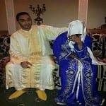 الزفاف المغربي لابنة الرئيس الموريتاني
