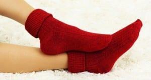 وصفة لعلاج تشقق القدمين الناجم عن البرد