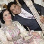 زفاف الفنان فريد غنام و إحدى معجباته