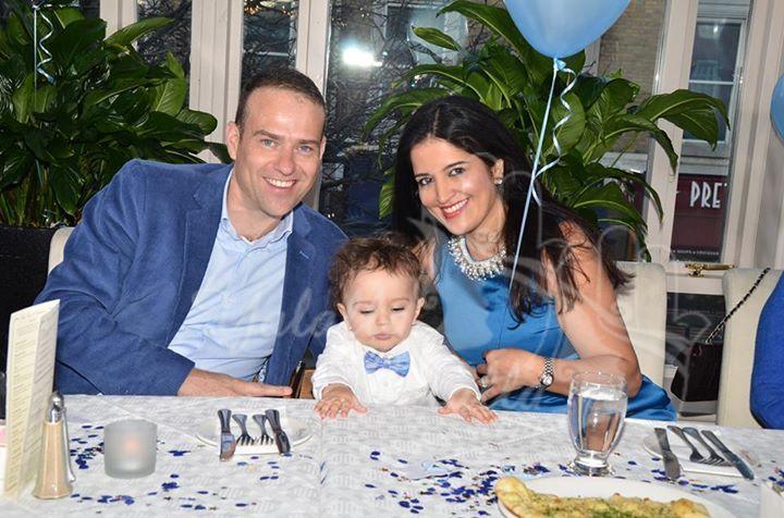 بـالصور سناء موزيان تحتفل بعيد ميلاد