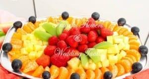 طرق أنيقة في تقديم الفواكه