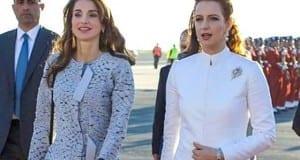 الملكة رانيا والأميرة للا سلمى.. أناقة ملكية