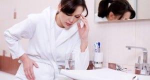 كيف تعالجين قئ أو ترجيع الحمل بدون أدوية بوصفات من مطبخك