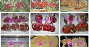 ملفات رمضان الكريم : ملف عن الاحتفاض وتحضير المأكولات من السيدة ليلى كامل 1