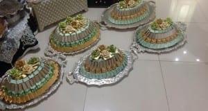 حصريا - طيافر العرس الصحراوي من إبداع نرجس لحلو صديقة صفحة لالة مولاتي