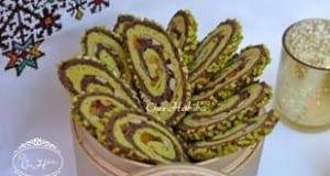 الحلويات المغربية الراقية