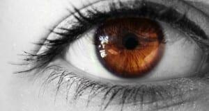 العيون البنية