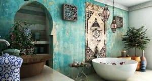 ديكورات مغربية عصرية
