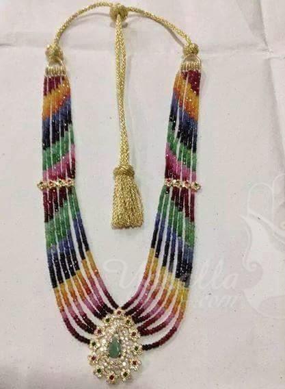 مجوهرات مغربية راقية و أنيقة من الجوهر الحر (1)
