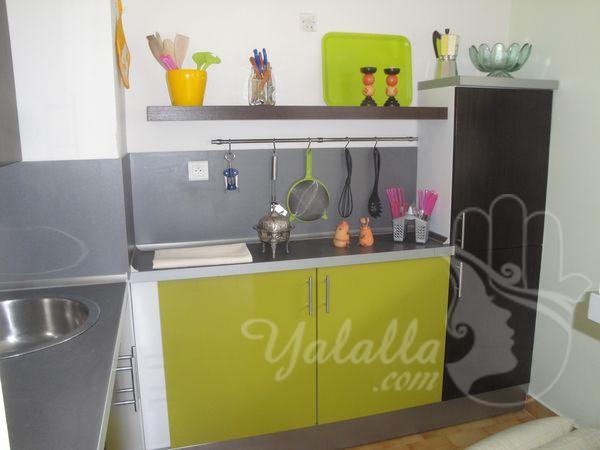 تصاميم مطابخ أنيقة للمنازل الصغيرة   (13)