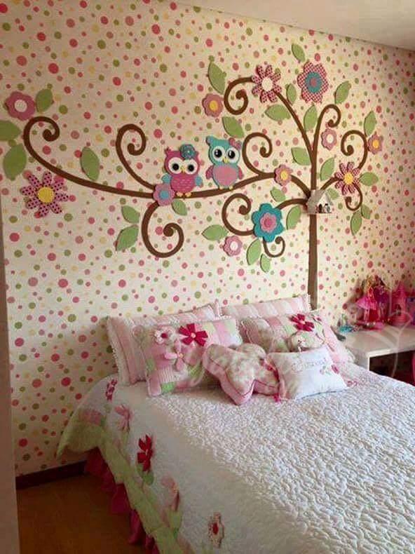 ابداع لا يوصف في تزيين غرف الأطفال و بأشياء بسيطة_صور   موقع يا لالة