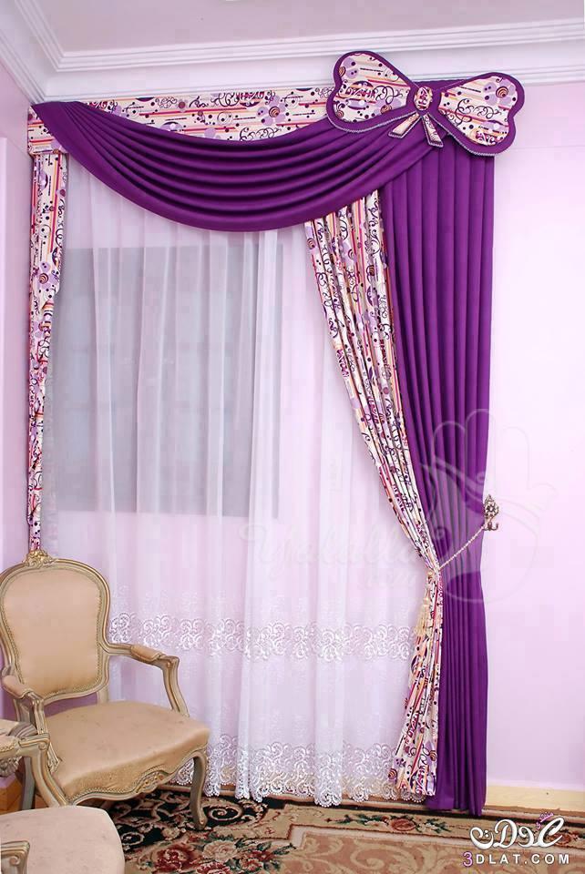 ستائر عصرية بسيطة و راقية للصالونات و غرف الجلوس موقع يالالة