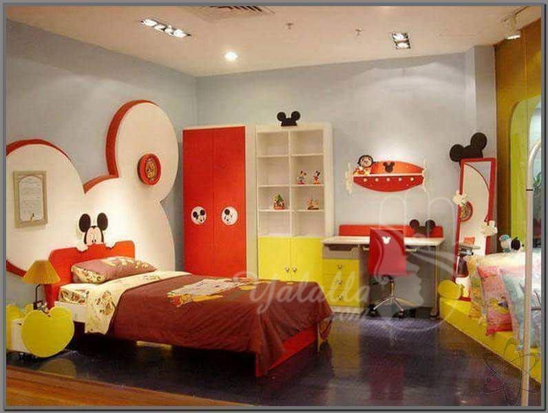 صور ألوان غرف نوم أطفال جديدة مجلة سيد ي 9ee3d81b260