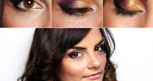 embedded_brown-eyes-makeup-with-gold-and-purple