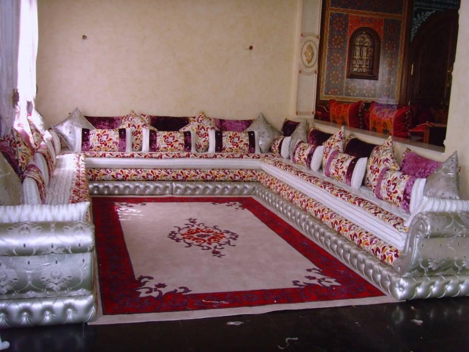 Best Salon Marocain Moderne Tunisie Photos - House Design ...