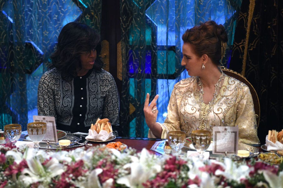 La-princesse-Lalla-Salma-et-Michelle-Obama-a-Marrakech-le-28-juin-2016