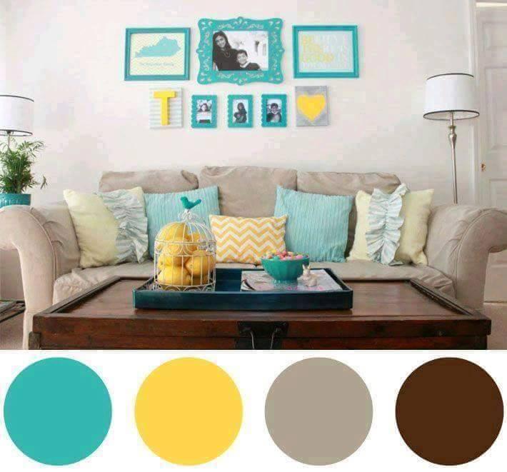 Fabulous Apartment Decorating Ideas: وداعا للحيرة في التنسيق بين ألوان الدهان و الأثاث...دليلك