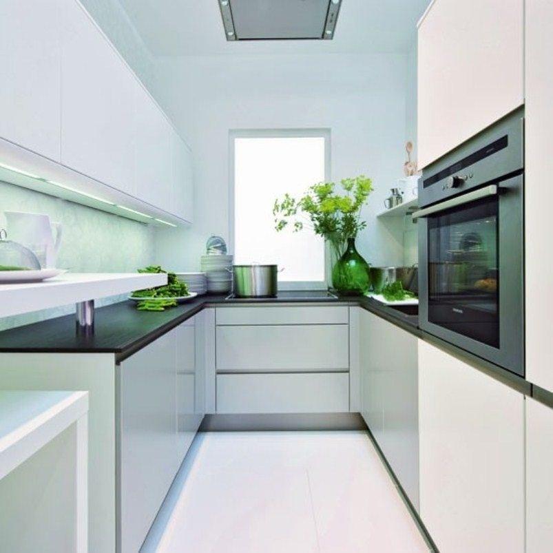 صور وأفكار رااائعة لتصميم مطبخ صغير بمقاس 3m3m أو مقاس 2m3m موقع