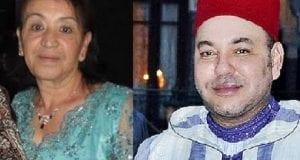 صور نادرة لوالدة الملك محمد السادس لالة لطيفة أمحزون، أم الشرفاء و المراة الطيبة