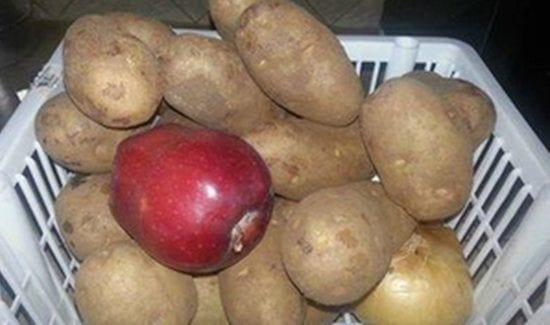 - Comment conserver des pommes de terre coupees ...