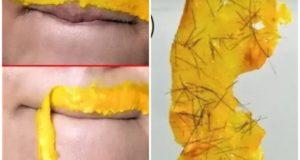 ازيلي شعر الوجه و الجسم فورا من أول استخدام وفي ربع ساعة