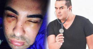 دوك صمد يتعرض لهجوم شنيع وتهديدات بالقتل من قبل مجهولين ويغادر المغرب